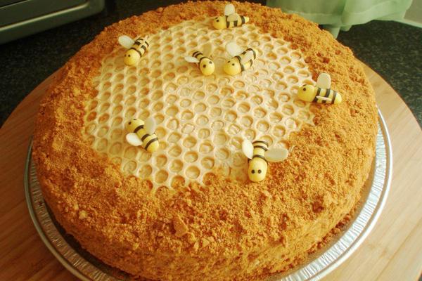 новый рецепт торта с фото